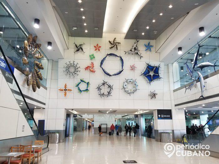 Aeropuerto Internacional de Miami vacunará a todos sus empleados y viajeros