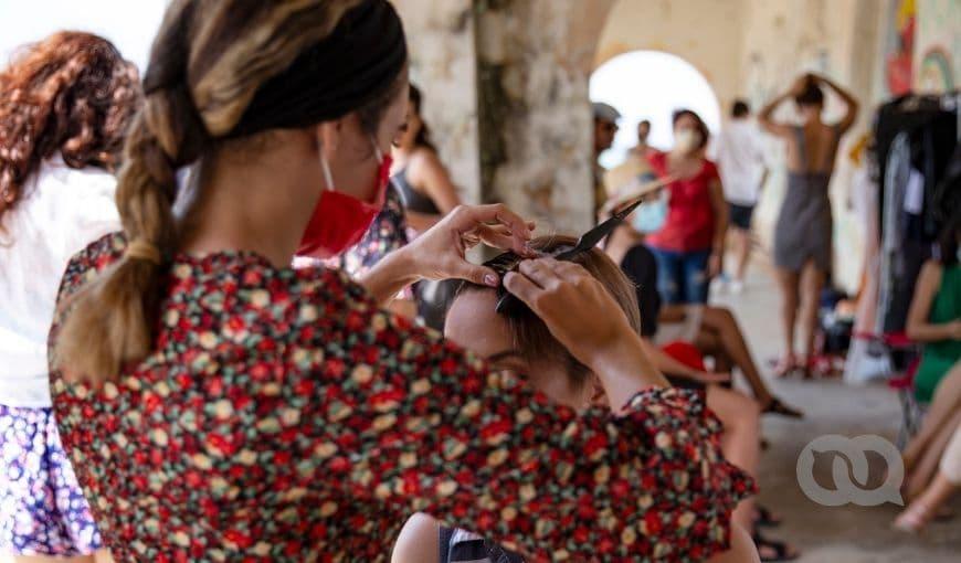 Vestidas de cubanas
